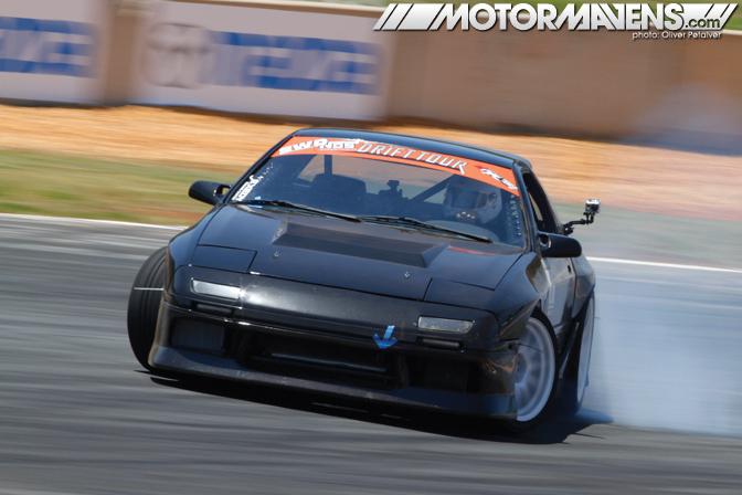 FC3S, RX7, formula drift, FDATL, road atlanta, jeremy lowe
