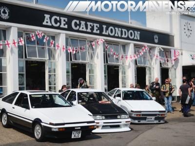 AE86, retro toyota, ace cafe london