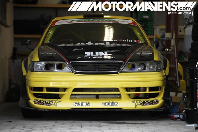 JZX100, markII, team yellow, norway