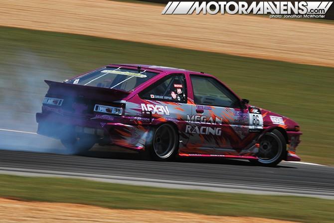 AE86, taka aono, formula drift, formula d, FDATL, road atlanta
