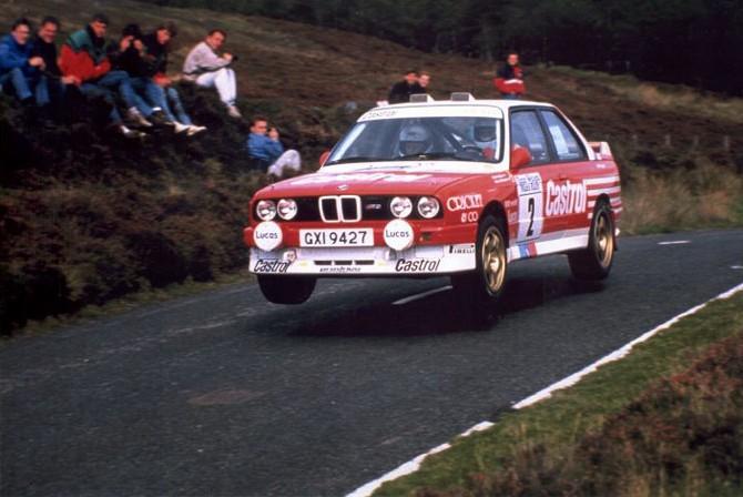 prodrive, e30,m3,rally