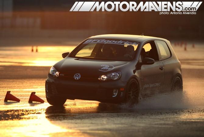 Volkswagen, VW, Golf, GTi, BF Goodrich, BFG, Comp 2, Rival, autocross, auto club speedway