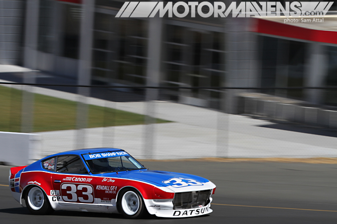 Datsun, 240Z, Bob Sharp Racing