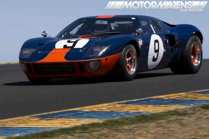 GT40, Ford