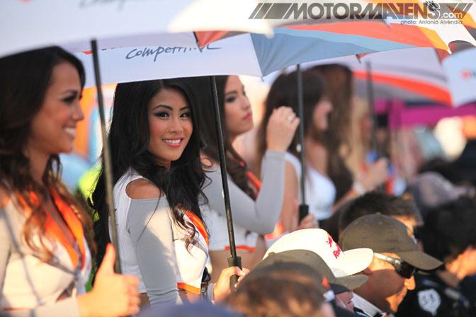 Formula Drift, Hankook Tires, Hankook Girls, Umbrella girls
