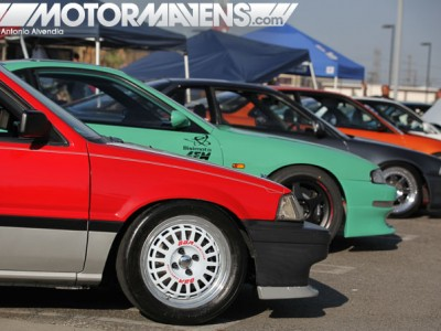 NIsei Showoff, Little Tokyo, Honda, Civic, E-AT, BBR competition