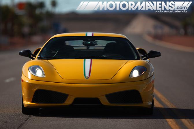 Ferrari, F430, Scuderia, Exotics Racing