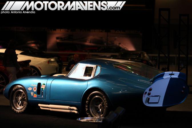 Shelby Cobra, Shelby Daytona, LA Auto Show