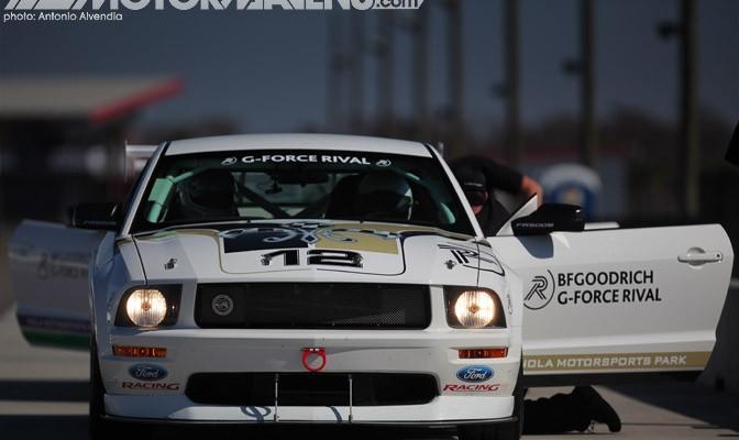Mustang, FR500S, BF Goodrich, BFG Rival