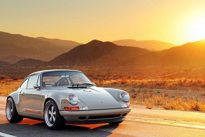 Singer Vehicle Design, 964, Porsche, Porsche 911, 911