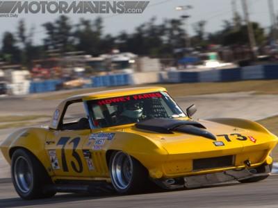 Chevrolet, Corvette, Stingray, Sebring
