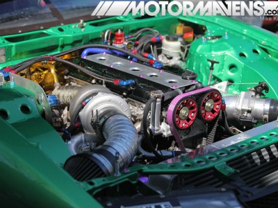2JZGTE, Forrest Wang, 2JZ, turbo, boost bash, formula drift, FDLB, tech day