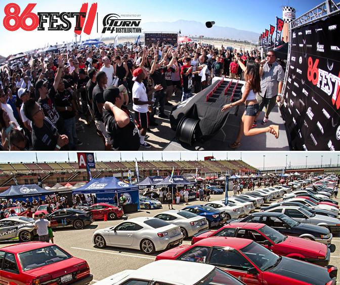 86FEST, Scion FRS, Subaru BRZ, ZC6, ZN6