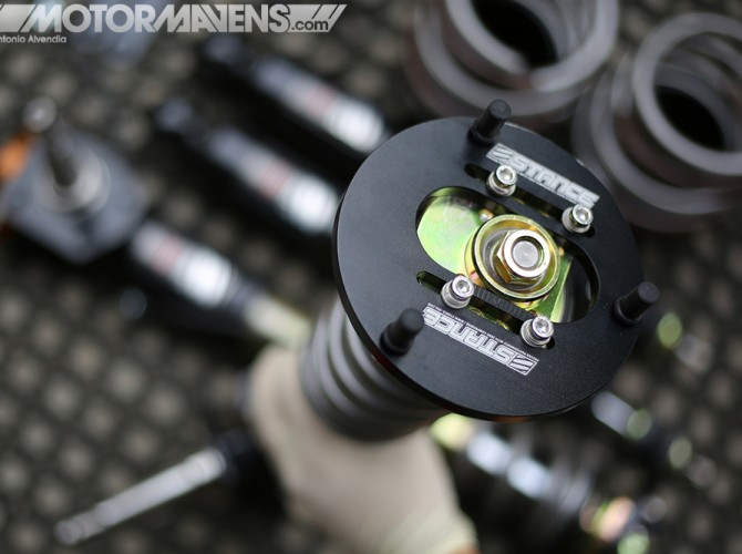 Stance Suspension, Inverted Monotube, coilovers, Stance Super Sport, Stance Socks
