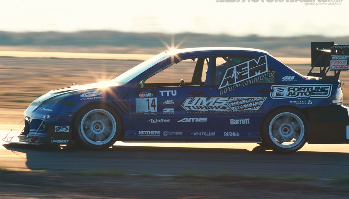 UMS Tuning, Mitsubishi, LAncer, Evo 8, Tony Szirka, Global Time Attack, Whiteline, Competition Clutch, AME Wheels, Auto RND, Fortune Auto, AEM, AEM Infinity