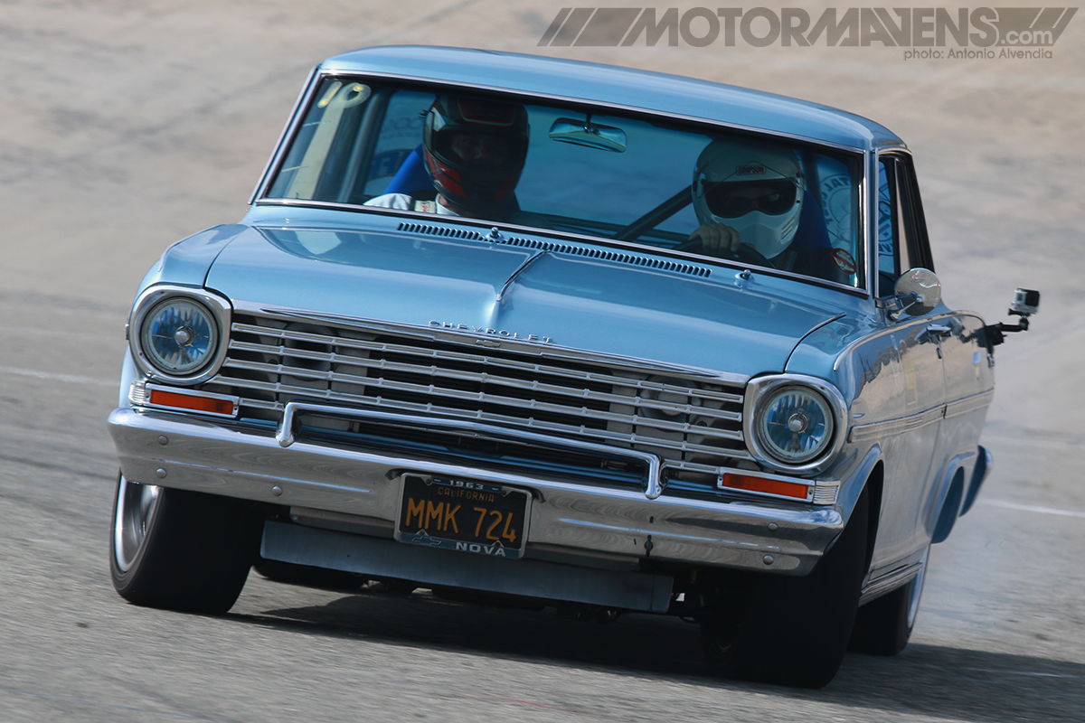 TCI Engineering, Total Cost Involved, Chevy, Nova