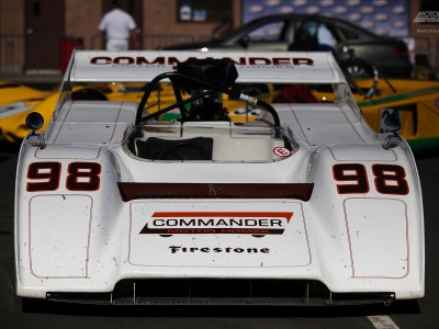 Can Am, McLaren M8FP, Commander Motorhomes, 72-09