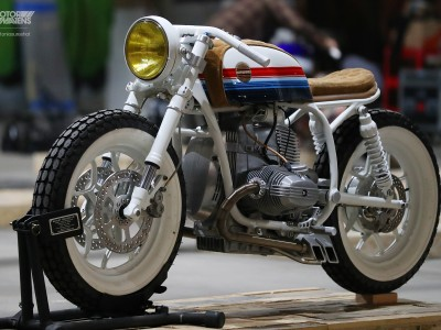 Hutchbilt, BMW R80, Skyway, Boardracer, Cafe Racer, Motorcycle, Jeremy Hutch, OG Moto Show, OGmotoshow , R80, caferacer, outliers guild