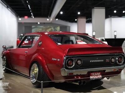 Petersen Automotive Museum, KGC110, Kenmeri, Skyline GTR, Bosopat, Team Wildcards