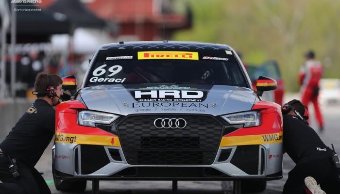 HRD, Audi RS3 LMS, Pirelli World Challenge Virginia International Raceway, VIR, PWC, TCR