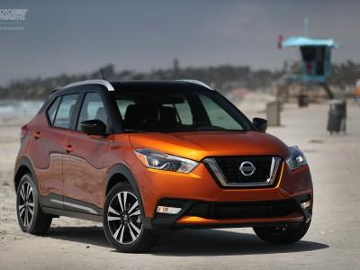 Nissan Kicks SR, Nissan Kicks, CUV