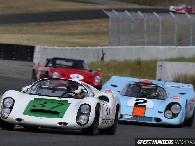Sonoma Speed Festival, Porsche 910, Porsche, Porsche 917K, Luftgekuhlt