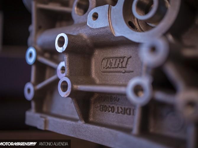 Dart Machinery B18 B20 Race Series Blocks